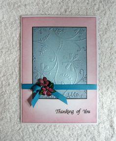 Bereavement Card (2011)