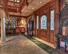 Resultado de imagem para Old Mansion Interior Paris