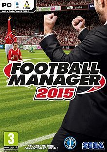 This is 2014's edition in the Football Manager series.