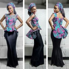 The Most Beautiful Nigerian Aso ebi Dresses 2016/2017