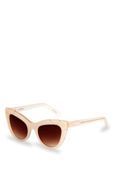 Pared Sunglasses Puss & Boots by Pared Eyewear for Preorder on Moda Operandi (Personalized)