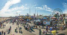 Coney Island, tra divertimento e meraviglia