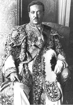 Negadras later Ras Betwoded Mekonnen Endelkachew Ethiopia 1929