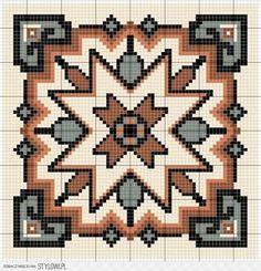 Ideas for crochet bag pattern chart cross stitch Cross Stitch Charts, Cross Stitch Designs, Cross Stitch Patterns, Crochet Stitches Patterns, Embroidery Patterns, Quilt Patterns, Cross Stitching, Cross Stitch Embroidery, Tapestry Crochet