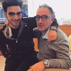 Il Volo - Gianluca Grande papà! #happyfathersday