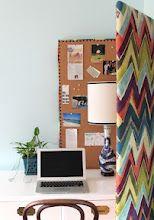 pin board/room divider