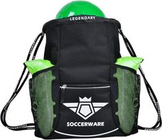 Finally... A soccer bag developed by the players.