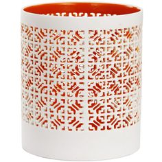 """A&B Home 5"""" Ceramic Candle Holder - Set Of 2 – Modish Store"""