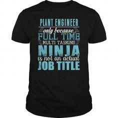 PLANT ENGINEER Ninja T Shirts, Hoodies, Sweatshirts. BUY NOW ==►…