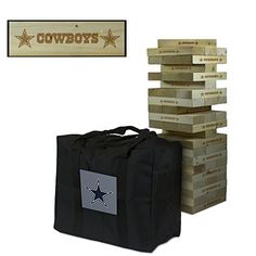 Dallas Cowboys Jenga
