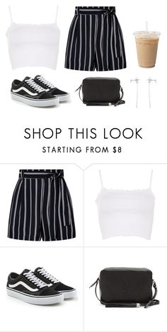 """Sat, 24th Dec."" by ilikemockingjays ❤ liked on Polyvore featuring Topshop, Vans, Yves Saint Laurent and Midsummer Star"