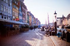 Copenhagen. BEEN THERE! (if the spending the night in the air port counts)