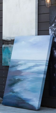 If you love the beach and ocean breeze, the Lost at Sea Picture must be on your wall. Shop online now. #LivingSpaces