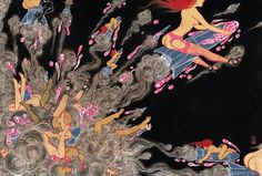 Juxtapoz Magazine - Japanese Influenced Erotica from Yuko Shimizu (This is some weird weird stuff! Type Illustration, American Illustration, Yuko Shimizu, School Of Visual Arts, Make Pictures, Magazine Art, Erotic Art, Asian Art, Illustrators