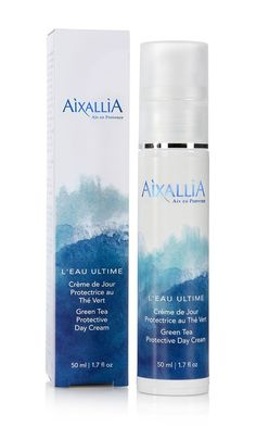 Aixallia Green Tea Protective Day Cream * This is an Amazon Affiliate link. Learn more by visiting the image link.
