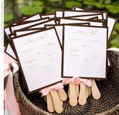 wedding ceremony program ideas... our-wedding-10-2-11