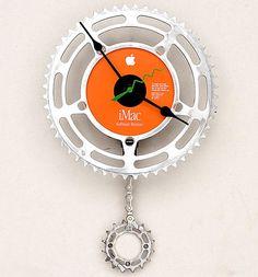 Bike Chain Wall Clock http://www.covalhomes.com