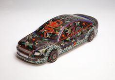 Ma Jun, CAR Porzellan (2007) Sammlung Hartwig, Bonn