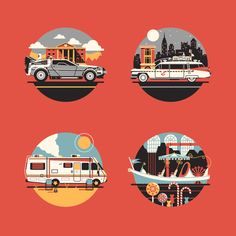 Illustrating an Icon Set: An Online Class by DKNG