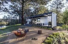 What do you think of Adam, Jason and Pete's awesome shipping container conversion?