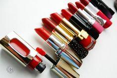 Truccatrice Catherina Make-up Artist » vi consiglia più famosi marchi di Rossetti per il Trucco Labbra al momento!