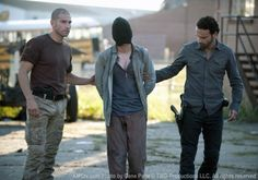 Rick and Shane Are Going To Leave Their Prisoner