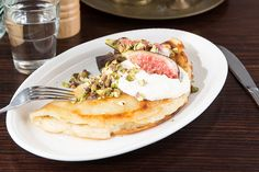 Breakfast with a middle-eastern flair. 'Bayte' in Collingwood is this week's #UniqueMelbourne cafe of the week - http://uniquemelbourne.com.au/cafeoftheweek/bayte