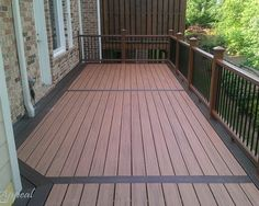 Deck Skirting Ideas - Deck skirting is a product attached to support post and boards listed below a deck. Obtain some terrific concepts for special deck skirting therapies in this . Deck With Pergola, Cheap Pergola, Pergola Kits, Pergola Ideas, Pergola Cover, Backyard Ideas, Deck Stain Colors, Deck Colors, Trek Deck