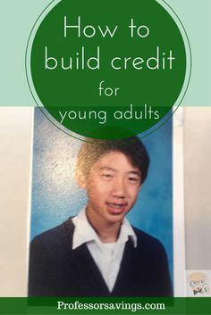 credit cards and young adults