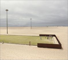 Cancha de fútbol, Figueira da Foz, Portugal