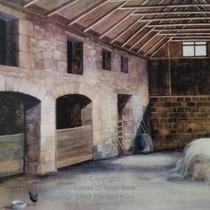 The Old Barn, 1993