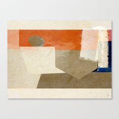 Ponta de Areia Canvas Print by Fernando Vieira