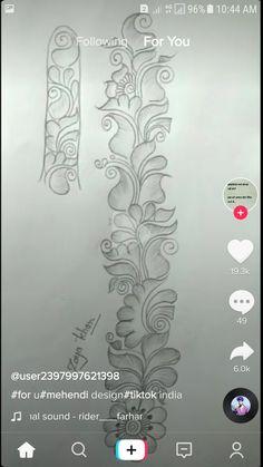 Indian Henna Designs, Simple Arabic Mehndi Designs, Full Hand Mehndi Designs, Mehndi Designs 2018, Mehndi Designs For Beginners, Mehndi Designs For Girls, Wedding Mehndi Designs, Dulhan Mehndi Designs, Beautiful Henna Designs