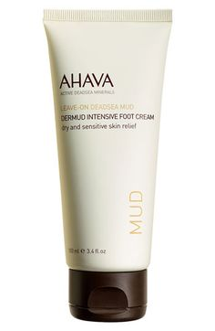 AHAVA Dermud Intensive Foot Cream available at #Nordstrom 25€