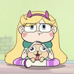 Star Butterfly and Sheilla