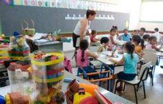 Por que colocar as crianças na escola aos 4 anos?