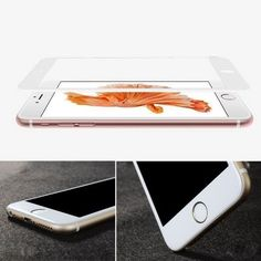 H, Screen Protector Film iPhone7 White 0.26mm Tempered Glass Screen Protectors: Bid: 8,19€ Buynow Price 8,19€ Remaining 06 dias 01 hr…