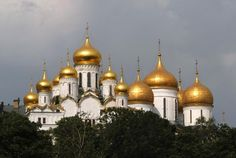 Moscow Kremlin, Russia favorite-places-spaces