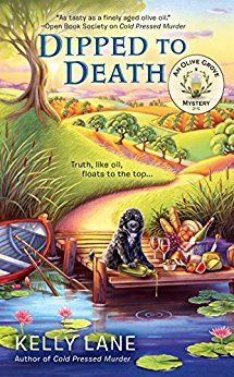 #Spotlight / #Giveaway - Dipped to Death (An Olive Grove Mystery) Kindle Edition by Kelly Lane @BerkleyMystery