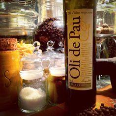 "#365grateful ""A picture is a secret about a secret, the more it tells you the less you know."" Diane Arbus - Ssssst this Olive Oil is so divine... please keep it a secret... #olive #oil #quality #oli #olives #emporda #food #qualitat #pau"