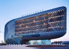 Australian Institute of Architects Announce 2014 National Awards. National Commendations for Public Architecture: South Australian Health and Medical Research Institute / Woods Bagot (SA).