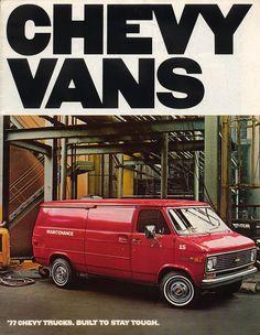1977 Chevy Van