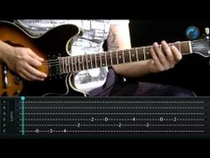 ▶ The Beatles - Day Tripper (aula de guitarra) - YouTube Guitar lesson