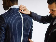 How technology breakthroughs are changing the way men buy suits