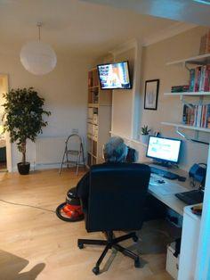 Home office, ikea