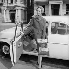 For Vanity Fair, June 1958 by dovima_is_devine_II, via Flickr