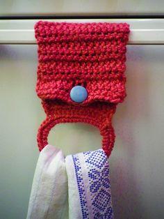 dish-cloth holder.