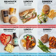 Healthy Living: Healthy Lifestyle: Healthy Meals: Healthy Recipes: Healthy Weight: Healthy for Kids: Healthy Snacks: Healthy Meal Prep, Healthy Breakfast Recipes, Healthy Drinks, Healthy Snacks, Healthy Recipes, Eating Healthy, 400 Calorie Breakfast, Healthy Food Swaps, Homemade Breakfast