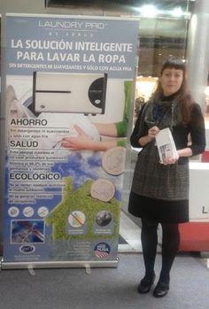 Estamos de promoción en Gijón, puedes encontrarnos en el Centro Comercial Los Fresnos desde el lunes 23 de febrero hasta el sábado 7 de marzo. ¡Pasa a conocernos!  #LaundryPro España: Google+