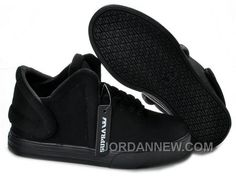 http://www.jordannew.com/supra-falcon-all-black-mens-shoes-for-sale.html SUPRA FALCON ALL BLACK MEN'S SHOES FOR SALE Only $62.01 , Free Shipping!